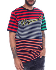 Men - SCRIPT STRIPE TEE-2341869