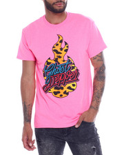 Men - Leopard Flame Tee-2342250