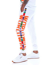 Men - WORLDWIDE INTERNATIONAL TAPE SWEATPANT-2341767