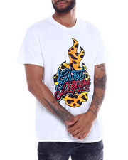 Ghost Pepper - Leopard Flame Tee-2342231