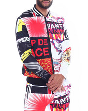 Men - Coup De Grace Track Jacket-2341686