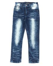 Arcade Styles - Basic 5 Pocket Stretch Jeans (4-7)-2340024