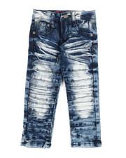 Jeans - Stretch Moto Jeans (2T-4T)-2340006