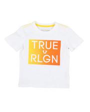 True Religion - Gradient Tee (2T-4T)-2337457