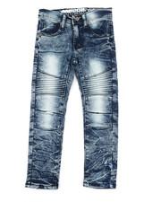 Mecca - Moto Denim Jeans (4-7)-2340045