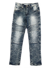 Mecca - Moto Denim Jeans (8-20)-2340050