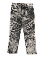 Jeans - Stretch Moto Jeans (2T-4T)-2340015