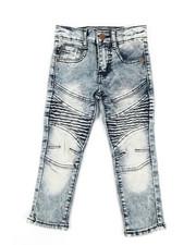 Akademiks - Moto Stretch Jeans (2T-4T)-2340148