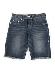 True Religion - Slim Single End Shorts (8-20)-2340785