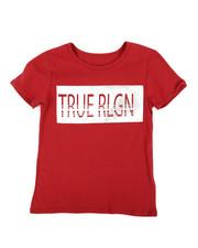 True Religion - Line Tee (7-16)-2340886