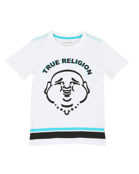 True Religion - Buddha Tee (8-20)