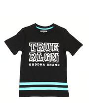 True Religion - Block Letter Tee (8-20)-2340826