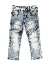 Akademiks - Moto Stretch Jeans (2T-4T)-2340144