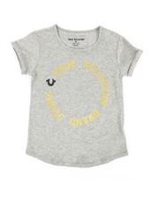 Girls - Circle Tee (7-16)-2340871