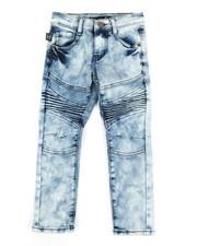 Akademiks - Moto Stretch Jeans (4-7)-2340152