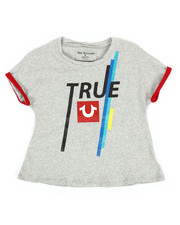 True Religion - Rolled Tee (7-16)-2340895