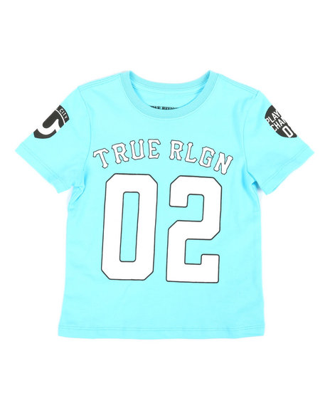 True Religion - 02 Patch Tee (2T-4T)