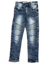 Mecca - Moto Denim Jeans (8-20)-2341804