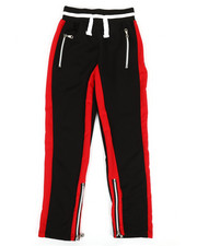 Activewear - Poly Color Block Track Pants (8-20)-2341709