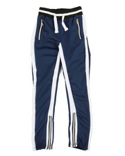 Sizes 8-20 - Big Kids - Poly Color Block Track Pants (8-20)-2341704