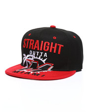 Hats - Straight Outta Miami Snapback Hat-2333243