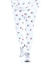 Jeans & Pants - SCRIBBLE LOGO JOGGER-2341595