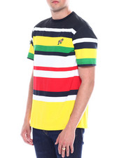 Men - SS STRIPE TEE-2342439