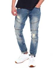 Jeans & Pants - INDIGO KNEE ABRASION JEAN-2342476