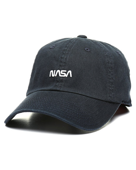 American Needle - Micro Slouch NASA Strapback Hat
