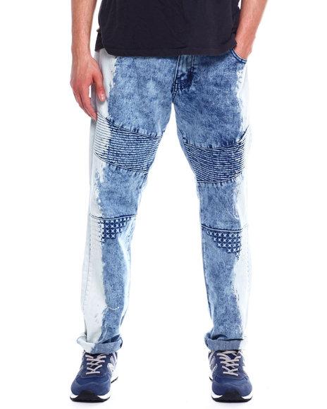 Buyers Picks - Spike Embossed Moto Jean