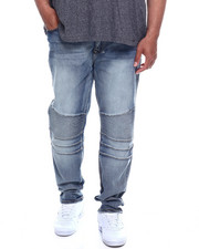 Men - Moto Denim Jean (B&T)-2340342