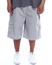 Akademiks - Safari Twill Cargo Short  With Knit Waist (B&T)-2342679