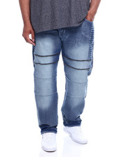 Jeans - Biker Denim (B&T)-2343306