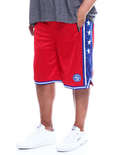 Julius Erving (DR. J) - Dr. J Retro Mesh Short (B&T)-2342704