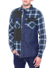Men - FRESNO PLAID SHIRT-2342517