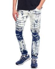 Jeans & Pants - Bleached Rinse Moto Jean-2343374