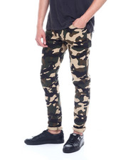 Jeans & Pants - Skinny Fit Camo Pant-2342608