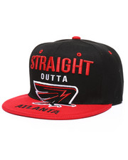 Men - Straight Outta Atlanta Snapback Hat-2333251