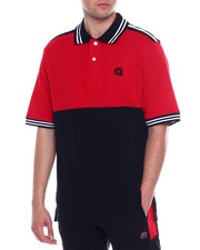 Akademiks - CRESWELL TAPED POLO-2343230