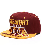 Men - Straight Outta Washington Snapback Hat-2333248
