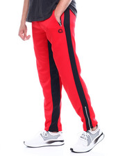 Men - NEBO DOUBLE ZIPPER TRACK PANT-2343312