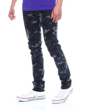 Jeans & Pants - Skinny Fit Camo Pant-2342619