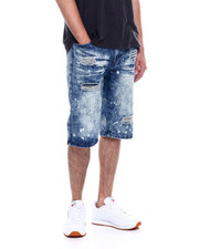 Akademiks - 5 Pocket Denim Short - Vintage Road-2343556