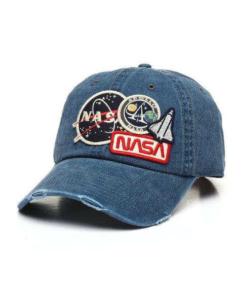 American Needle - Iconic NASA Strapback Hat