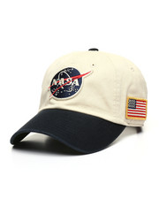 Dad Hats - United Slouch NASA Strapback Hat-2339005