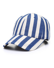 Hats - Striped Baseball Cap-2333254