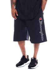 Cotton Jersey Short W/ Script Champion Down Leg (B&T)