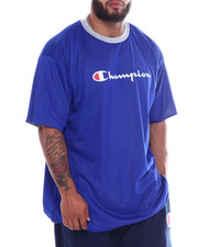 Champion - Mesh Jersey Reversible Tee (B&T)-2344471