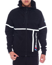 Puma - BMW MMS HOODED SWEAT JACKET-2343649