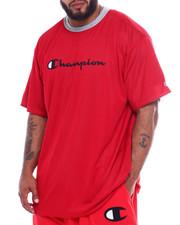 Big & Tall Faves - Mesh Jersey Reversible Tee (B&T)-2344489